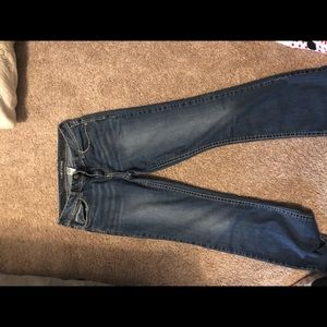 Maurice's boot cut jeans
